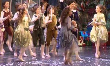балет «Щелкунчик» на музыку П.И.Чайковского