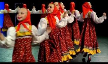 """Образцовый детский ансамбль танца """"Радуга"""""""